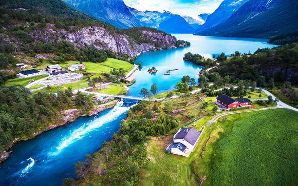 Tour dei Fiordi Norvegesi