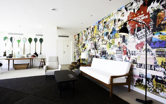 Art hotel 4* sulla Diagonal Mar