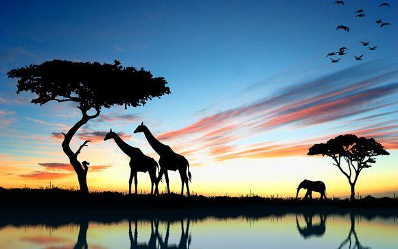 Alla scoperta del Kenya con soggiorno mare e safari
