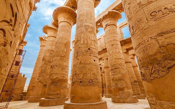 Speciale Pasqua e ponti primaverili - Crociera Nilo e Il Cairo