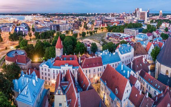Tour del Baltico in 7 giorni