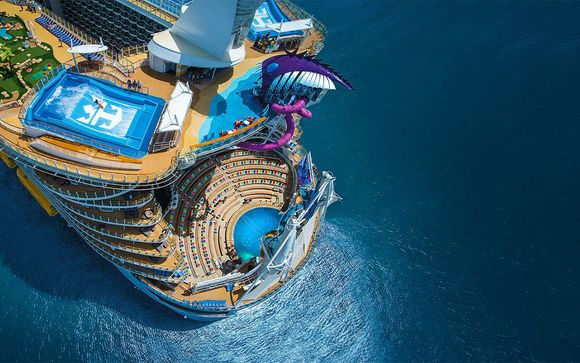 Hotel Urbanica Meridian Miami + Crociera ai Caraibi a bordo di Symphony of the Seas