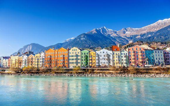 Alla scoperta di Innsbruck