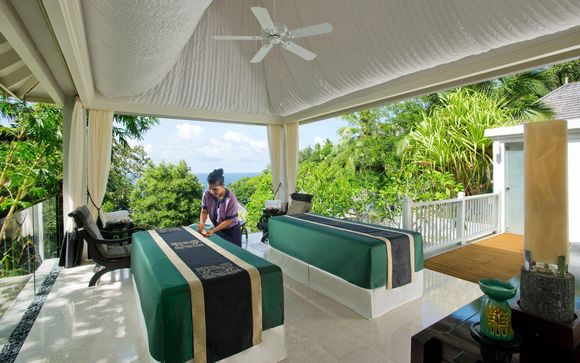 Banyan Tree Seychelles 5*