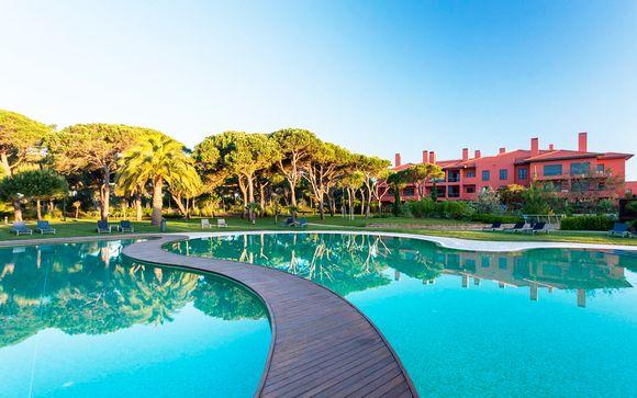 Corinthia Hotel Lisbon 5* + Sheraton Cascais 5*