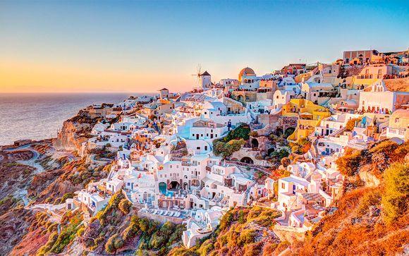 Le perle delle Cicladi: Santorini e Mykonos - Thira - Fino a -70 ...