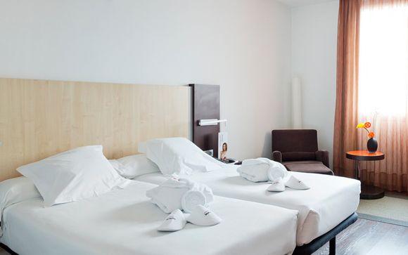 L'Hotel ILUNION Aqua 4*