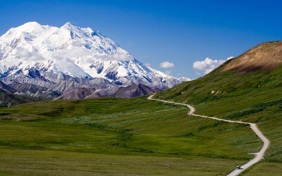 Escursioni opzionali disponibili a Denali