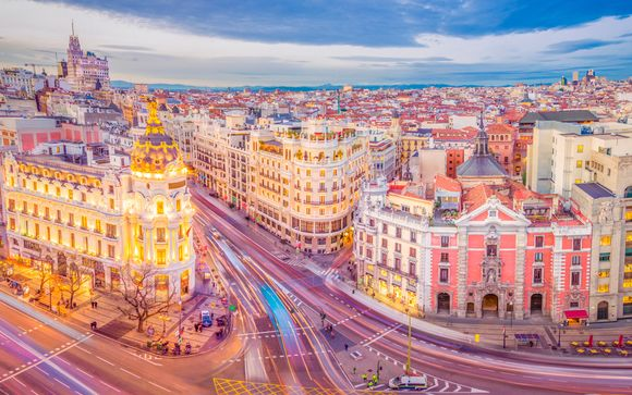 Alla scoperta di Madrid