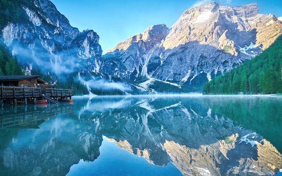 Atmosfera tradizionale e mezza pensione in Val Pusteria