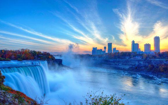 Avventura nel Nord America tra città e natura