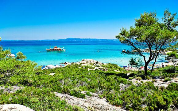 All Inclusive in elegante 4* sul Mar Egeo