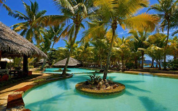 Eden tropicale con bungalow sulla costa ovest di Nosy Be