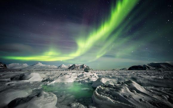 4* in centro città con escursioni alla scoperta dell'Islanda