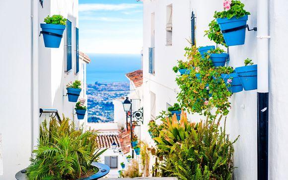 4* con piscina a pochi passi dalla spiaggia di Marbella