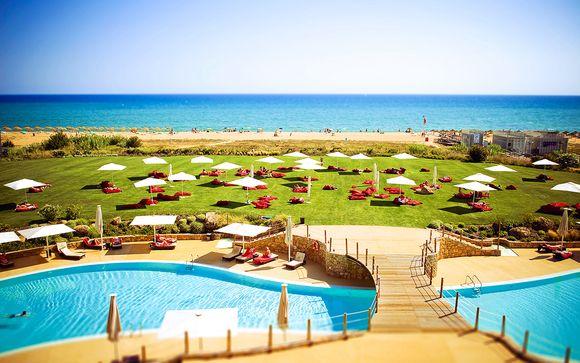 Fuga a 5* nel sud del Portogallo e relax sulla spiaggia