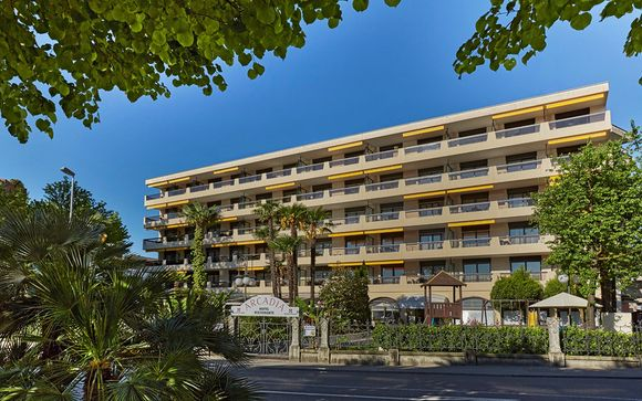 H4 Hotel Arcadia Locarno 4*