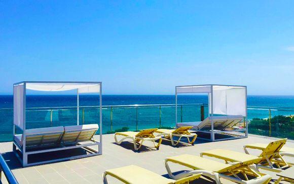 4* con piscina all'aperto sulla spiaggia di Malgrat de Mar