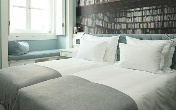 Lisbona - LX Boutique Hotel 4*