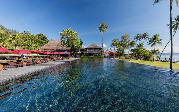 Phuket - The Vijitt Resort 5*