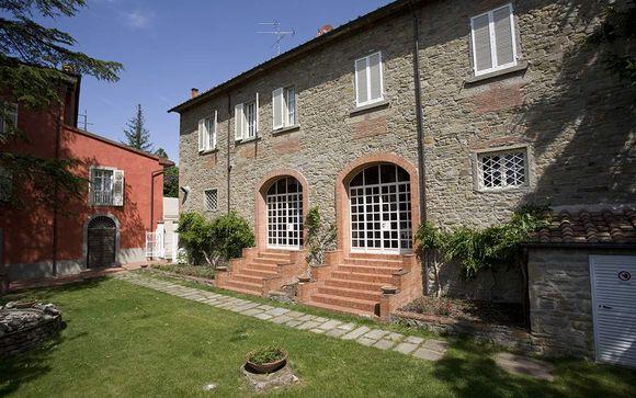 La Villa Cassia di Baccano 4*