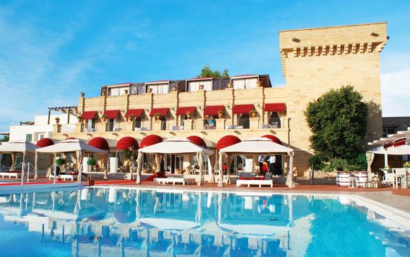 Il Messapia Hotel & Resort 4*