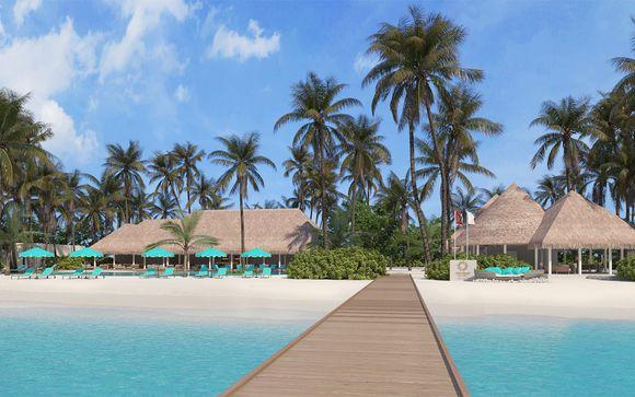 Maldive - Sun Aqua Iru Veli 5*
