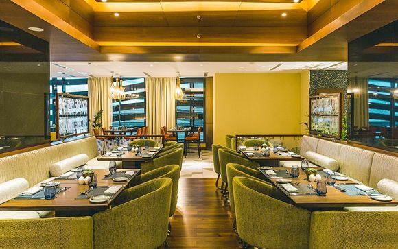 Abu Dhabi - Pearl Rotana Capital Centre 4*