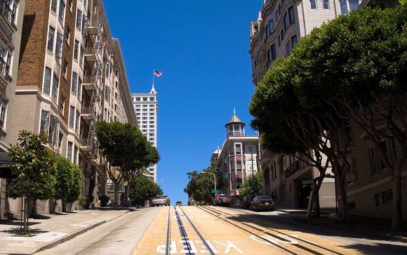 San Francisco - Handlery Union Square Hotel