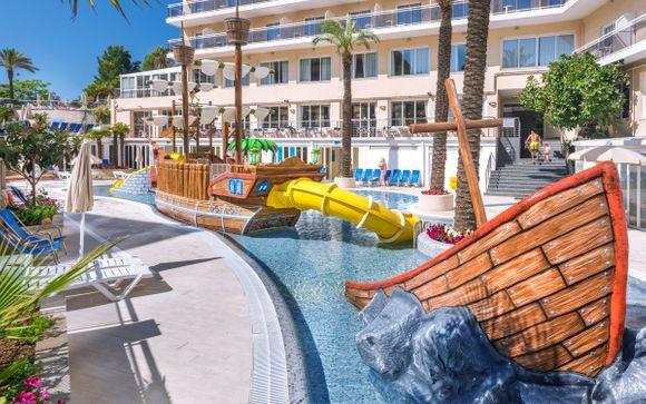 L'Hotel Oasis Park Splash 4*