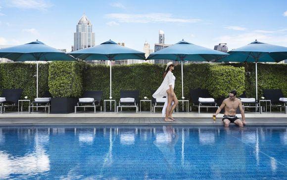 Bangkok - Sofitel Bangkok Sukhumvit 5*