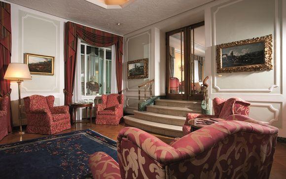 L'Hotel Victoria 4*
