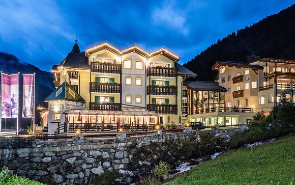 Il Paradies Pure Mountain Resort 4*