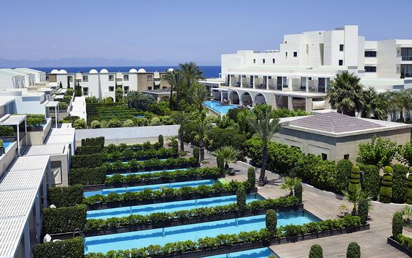 The Ixian All Suites by Sentido 5* – Adults Only