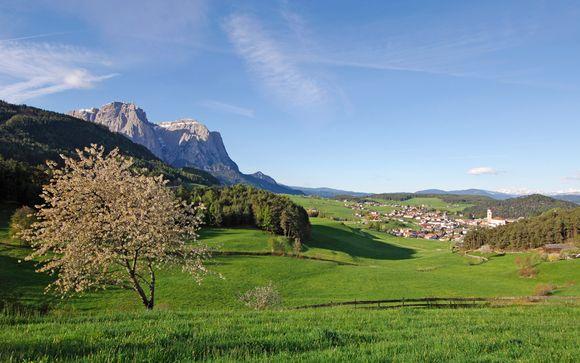 Alla scoperta dell'Alpe di Siusi