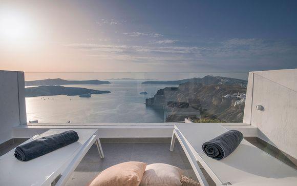 Hotel Symphony Suites Santorini