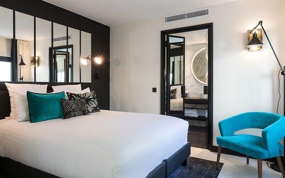 Il LAZ' Hotel Spa Urbain 4*