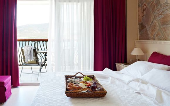 Il Sina Hotel Torba Beach Bodrum 4* - Adults Only