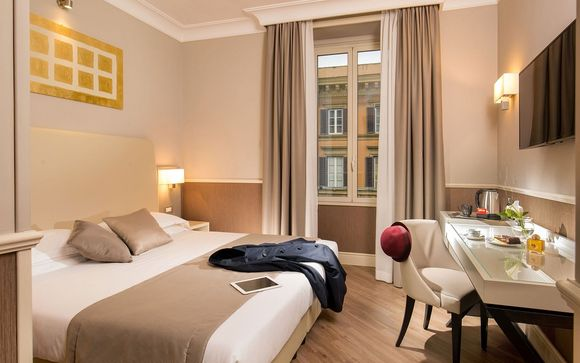 Il Ludovisi Palace Hotel 4*