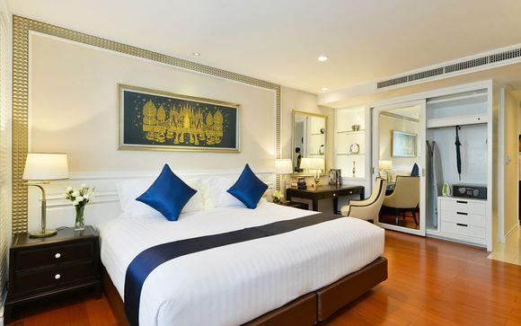 Bangkok - Centre Point Hotel Silom Bangkok 4*