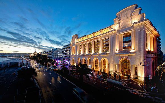 NIZZA - Hyatt Regency Nice Palais de la Méditerranée 5*