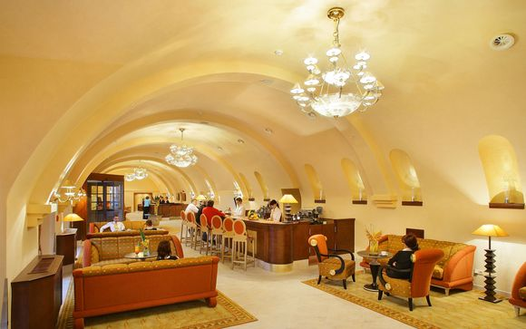 L'Hotel Lindner Prague Castle 4*