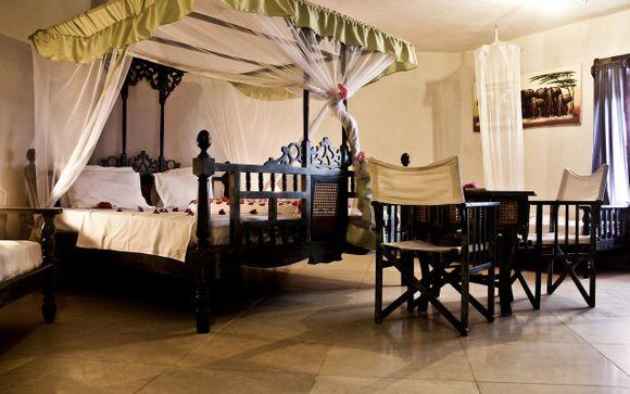 Il Palumbo Kendwa Resort 4*