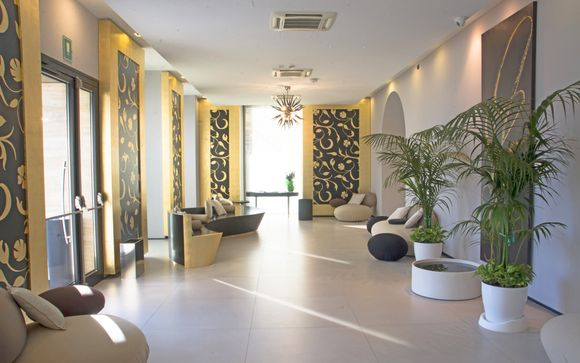 L'Hotel Palazzo Salgar 4*