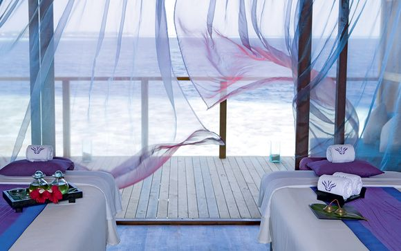 Il Vilamendhoo Island Resort & spa 4*