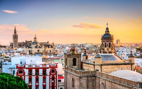 L'itinerario Natale Gran Tour Andalusia da Malaga
