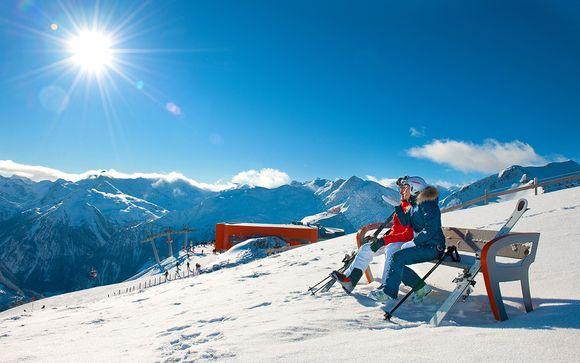 Alla scoperta delle Alpi Austriache