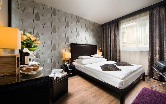 Il Boutique Hotel Budapest 4*