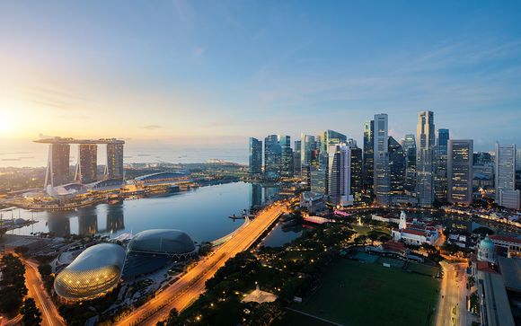 Buona dating agenzia Singapore