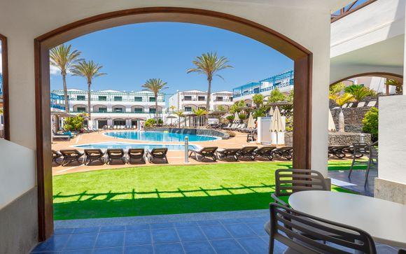 L'Hotel THe Mirador Papagayo 4*